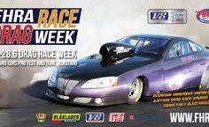 FHRA Drag Race Week - Alastaron Moottorirata, Virttaa - 27. - 28.6.2015 - Tiketti