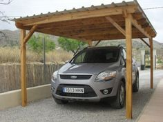 Carports – an easy way to protect