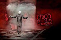 ¡Circo de los horrores fue todo un éxito en Puebla! Agosto 2016