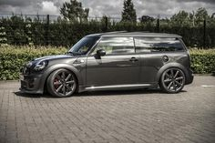 Chris_GiX uploaded this image to 'Mini Clubman JCW'.  See the album on Photobucket.