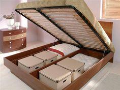 Box Setup with Folding Open type cot Bed Room Design Furniture  #BedroomFurniture  #cricket #KevinHart4real