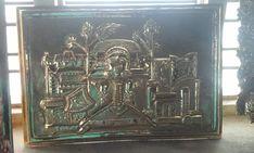 Brass Metal, Painting, Art, Art Background, Painting Art, Kunst, Paintings, Performing Arts, Painted Canvas