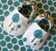 #Organic Baby Shoes, Tree Meadow