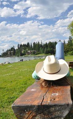 Flathead Lake Lodge Montana