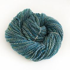 Handspun Merino and Tussah Silk Yarn for Knitting or by Artyfibres
