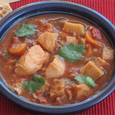 Our slow cooker recipe for halibut stew is one of our favorites. It is a healthy stew recipe that is filled with fish, as well as vegetables and other nutritious ingredients.