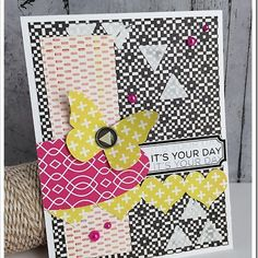 create your everyday: { Card kit Monday–Just for you }