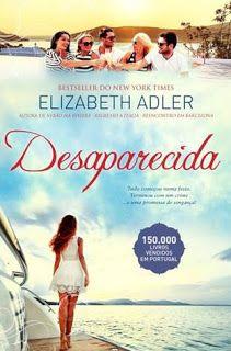 Sinfonia dos Livros: Novidade Quinta Essência | Desaparecida | Elizabet...