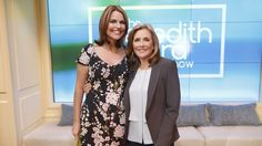 Savannah talks Vale, mom jeans on 'The Meredith Vieira Show'
