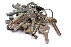 viele schlüssel an einem bund