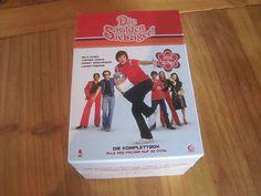 Die wilden Siebziger - Die Komplettbox mit allen 200 Folgen auf 32 DVDs - NEU