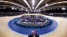 2012 London Olympics: London Velodrome bicycling center