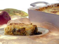 Melissa D'Arabian- Moussaka Recipe (with potatoes)