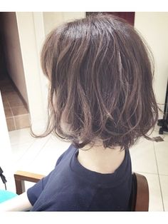 【Euphoria】SHIBUYA GRANDE大人かわいい☆小顔ボブ☆グレージュ☆ワンカール #Euphoria#渋谷美容室#渋谷#大人かわいい#小顔ボブ#グレージュ#ワンカール Hair Arrange, My Hair, Salons, Short Hair Styles, Hair Cuts, Hair Color, Stylists, Hair Beauty, Beautiful