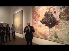 Video: Peter Doig's Cabin Essence, 1993-1994 - YouTube
