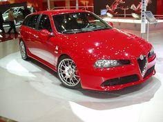 Alfa Romeo 156 Sportwagon GTA 3.5 Autodelta (2004)