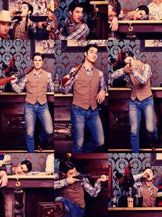 I <3 Darren Criss