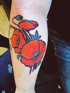 Flower Tattoo Gallery Part 11 #tattoo #flower #flowertattoo #flowers #tattoos