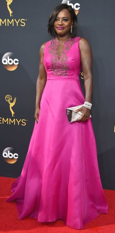 Keep it here to check out all the hottest celebrity looks gracing the red carpet at the 68th annual Primetime Emmy Awards at L.A.'s Microsoft Theater on Sunday, Sept. 18.