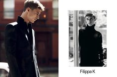Clément Chabernaud Returns to Filippa K for their Fall/Winter 2012 Campaign