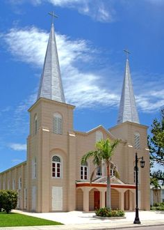 St. Mary's Star of the Sea, Key West - our church!