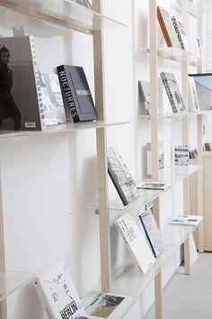 Le Creative Sweatshop minimal store