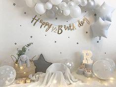 Baby Boy Birthday Themes, Baby Birthday Decorations, 1st Birthday Photoshoot, Baby Boy 1st Birthday Party, Baby Event, 1st Birthdays, Baby Cake Smash, Cake Smash Photos, Baby Birthday