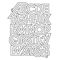 Just started an alphabet maze for my upcoming graphic art coloring book this morning. I've never made a maze before. Maze Drawing, Printable Mazes, Printables, Coloring Books, Coloring Pages, Maze Design, Mazes For Kids, Maze Game, Graffiti Words