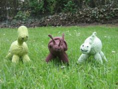 Dinosaur #knitting #pattern #free