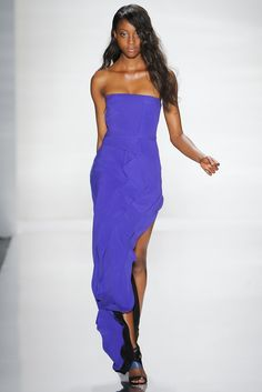 J. Mendel Spring 2012 Ready-to-Wear Fashion Show Collection