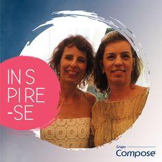 As arquitetas Kátia Volpini e Luciana Simões, sócias, com de 27 anos de mercado. Elas afirmam que a busca pela criatividade é constante.Quer saber como busca? leia no nosso blog http://www.compose.com.br/post-lifestyle.php?id=60