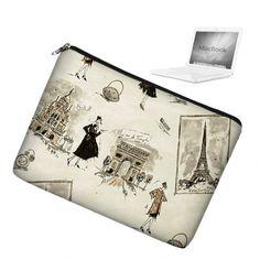 Paris MacBook Sleeve