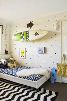 Jasper's room featured on Apartment Therapy!
