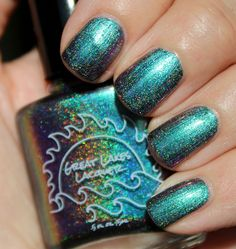 Great Lakes Lacquer - Like Air, I'll Rise