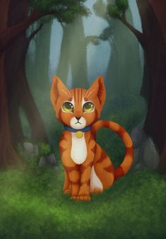 Warrior Cats by NekasZer0
