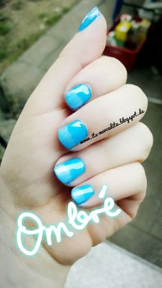 Tutorial to it on http://www.its-mercedita.blogspot.de/2015/04/bloggerparade-frozen-nail-design.html  It's part of a blogger parade and 26 other bloggers will publish something about their favourite disney character every single day! There will be nail art tutorials, makeup tutorials, recipes and a loooot more! Don't miss that out!:)