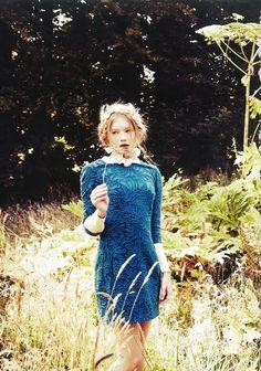 Zanna Van Vorstenbosch by Ellen von Unwerth