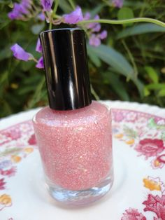 Cotton Candy : Custom-Blended Nail Polish.