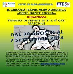 Stefano di Matteo vince il Torneo di Tennis di 3° categoria  di Alba Adriatica