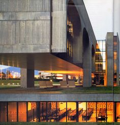 Oscar Niemeyer - FATA headquarters, Turin 1975