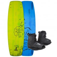 Ronix 2015 District Park 134 w/ Network Boot Wakeboard & Binding Package $599.99 - $679.98