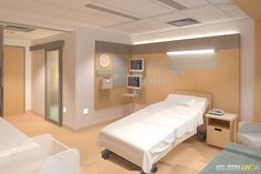 Modern Hospital, New Hospital, Hospital Room, Clinic Design, Healthcare Design, Hospital Architecture, Ivf Clinic, Smart Bed, Hospital Design