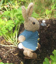 Ravelry: jodesy's Bea's Peter Rabbit