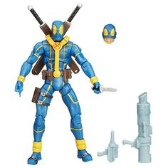 #transformer marvel infinite 3.75 inch deadpool