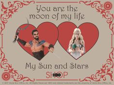 "These ""Game of Thrones"" Valentines are sure to melt your cold, White Walker heart"