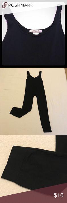 Arden B one-piece one size 90% nylon 10% spandex  never worn! perfect condition Arden B Intimates & Sleepwear Shapewear