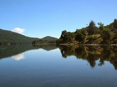The Icalma Lake where the Biobio River gets its first waters from and a great bilingual post. Read more.