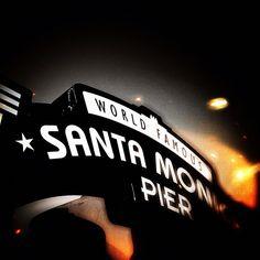 Santa Monica, California = Love