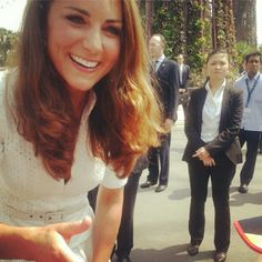 Kate in Singapore 9-12-12