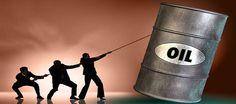 Рубль падает, подражая нефти